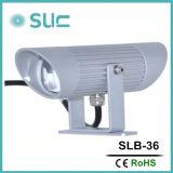 Il modo 3W impermeabilizza l'illuminazione impermeabile di Decrative della parete dei riflettori di paesaggio dell'indicatore luminoso del proiettore di paesaggio dell'indicatore luminoso della parete dell'hotel LED (SLB-35)