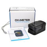 Pulso do oxímetro da ponta do dedo da cor OLED do baixo preço multi com som audio do pulso do alarme - monitor SpO2