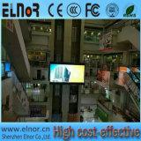 Cartelera a todo color de interior de la visualización de LED P6