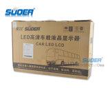 Type stationnaire de Suoer moniteur de véhicule d'affichage à cristaux liquides de moniteur de toit de 20 pouces avec la vapeur Pôle (SE-2018)