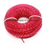 Basf Round Twist espiral String Filamento Trimmer Línea 2.0 2.4 3.0mm