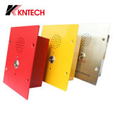 공습 경보 VoIP 표면 마운트 핸즈프리 전화 Knzd-11 Koontech