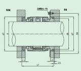 표준 봄 기계적 밀봉 (HUU805)