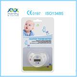 아기 고무 젖꼭지 방수 디지털 온도계