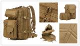 Zaino di combattimento dell'esercito del sacchetto di caccia di Camo di 5 sport esterni di colori