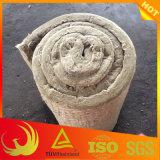 Matériau d'isolation de pipe de laines de laitier avec le treillis métallique