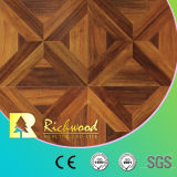 광고 방송 8.3mm Woodgrain White Oak Texture Teak Wood Laminate Laminated Flooring