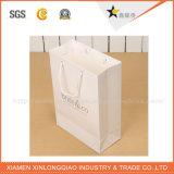 Qualitäts-Papierverpackungs-Baumwollgriff-Papier-Kleid-Beutel