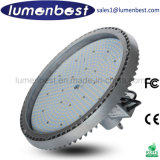 Gas Station Canopy를 위한 120W 14000lm High Power Aluminum LED High Bay Light LED Industrial Lighting Retrofit Lamp