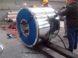 Bobina d'acciaio preverniciata/strato ondulato galvanizzato del tetto metallo ricoperto colore PPGL/di PPGI di Gi in bobina