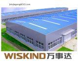 Material de construcción ampliamente utilizado de la estructura de acero tal como panel de emparedado