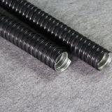 Tubo de acero flexible revestido del conducto del PVC