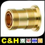 Peças de giro de giro do bronze do CNC/bronze/bronze/cobre