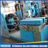 Machine flexible de tuyau en métal de tressage de fil