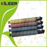 Cartucho de toner compatible de la copiadora del laser del color de Ricoh de los materiales consumibles de la P.M.C300/C400