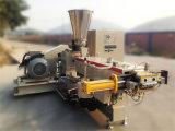 CO 자전 평행한 쌍둥이 나사 압출기/색깔/충전물 Masterbatch 압출기/과립 기계