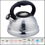 Nylon Kitchenware чайника воды индукции картины цветка ручки