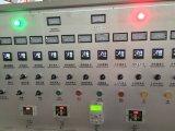 高出力の3つの層のプラスチックフィルムの放出によって吹かれる機械