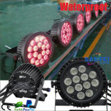 IP65 Waterproof Outdoor 12PCS 4in1 LED PAR (sf-320)