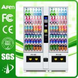 세륨 Certified 빌과 Coin Acceptor Automatic Vending Machine