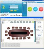 Système de conférence Singden avec Vote (SM616V)