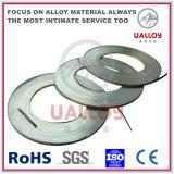 cinta de la resistencia térmica 0cr15al5 de 0.6*85m m para el resistor de frenado