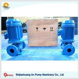 Monoblock-heiße Verkaufs-vertikale Rohrleitung-Inline-Wasser-Pumpe