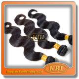 Выдвижения 100% человеческих волос Remy девственницы перуанские