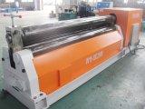SiemensモーターW11 3ロール・ベンディング機械