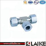 Pipe Fittings avec Metric Nut et Cutting Ring