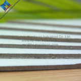 panneau gris bon marché des prix de papier de panneau de puce de 3mm