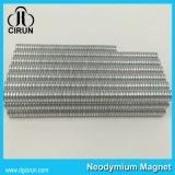 Zeldzame aarde van de Fabrikant van China sinterde de Super Sterke Hoogwaardige Permanente u-Kanaal Magneet Magneten/NdFeB/de Magneet van het Neodymium