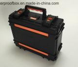 Случай хранения резцовой коробка случая контрольного оборудования случая камеры IP67 водоустойчивый