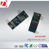 Module de récepteur du Superheterodyne 433MHz rf pour le système d'alarme d'automobile
