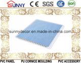 Горячий потолок стены Panel/PVC PVC конструкции мрамора надувательства для крытого украшения