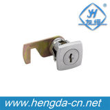 Yh9725正方形のヘッドキャビネットカムロックの合鍵