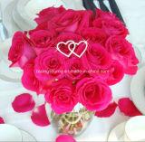 모조 다이아몬드 결혼식 꽃다발 보석 꽃 장신구 Pin