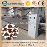 Máquina de moldear de relleno bicolor del chocolate de la marca de fábrica de China Gusu
