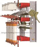 Interruptor de rotura de carga de interior del alto voltaje del uso de Fn7-12r (t) D con el fusible