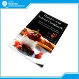 Soft Cover Saddle Stitch Cooking Book