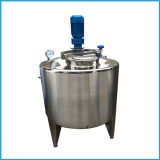 El tanque eléctrico de la calefacción del vapor con el mezclador Precio