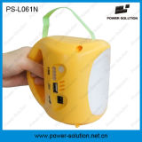 4500mAh SLA Battery Solar Lantern Lighting для 60hours