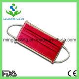 Mascarilla no tejida anti disponible 3ply de los PP de la calina de la contaminación