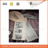 Factoory conçoivent l'étiquette chaude de coup de papier de vente