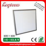 60W, el panel de 8000lumen 600*600m m LED con el CE, RoHS