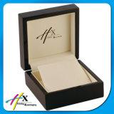 Заказ основной черной серии коробки ювелирных изделий картины рояля роскошной деревянной изготовленный на заказ принял
