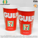 12oz Single Wall Cold Drink Paper Cup mit Lid (12oz)