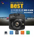 """2.4 """" LCD HD車DVRのレコーダーの手段のブラックボックスDVRのビデオレコーダー"""