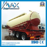 3 Radachse 40cbm Bulk Cement Trailer mit Engine