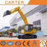 Hydraulischer Gleisketten-Multifunktionsexkavator Carter-CT150-8c (Isuzu Motor)